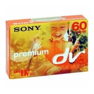 Sony DVC-60 Premium MINI DV
