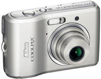 Nikon CoolPix L16 stříbrný