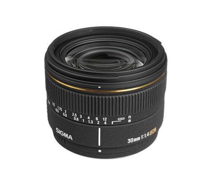 Sigma 30 mm F 1,4 EX DC pro Pentax