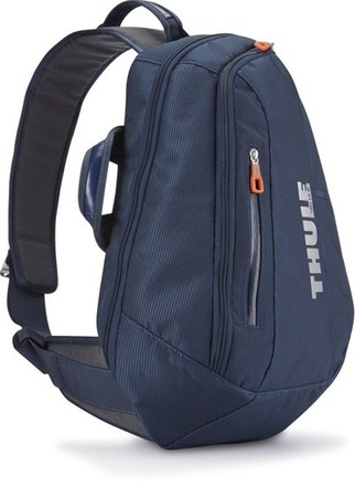 "Thule Crossover jednoramenný batoh pro 13"" MacBook Pro TCSP213 modrý"