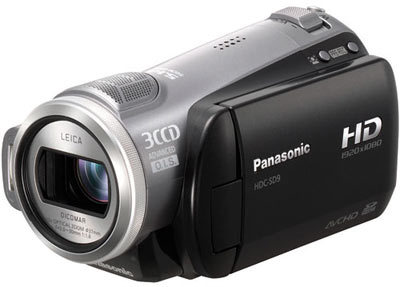 Panasonic HDC-SD9 + DVD vypalovacka VW-BN1E-S
