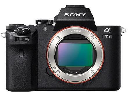 Sony Alpha A7 II +  FE 50 mm f/1,8!