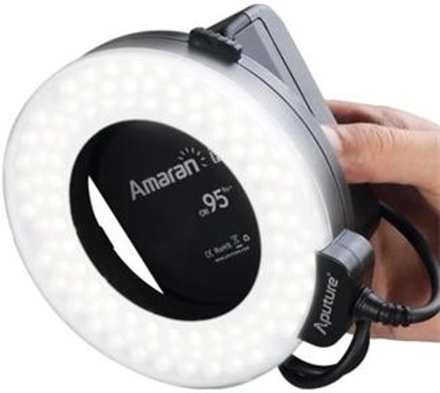 Aputure Amaran Halo AHL-HC100 LED kruhové světlo Canon
