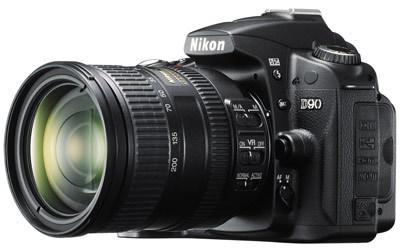 Nikon D90 + 18-200 VR