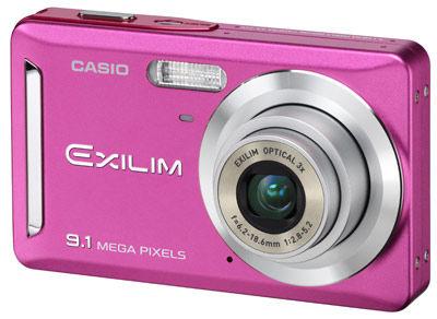 Casio EXILIM Z19 růžový