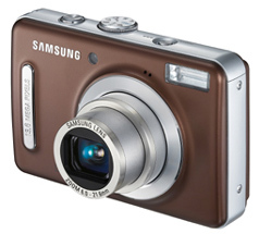 Samsung L310W hnědý