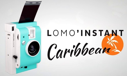 Lomography Instant Caribbean Edition