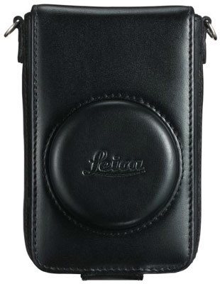 Leica D-Lux 4 Leather Case černé
