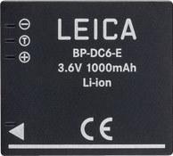 Leica akumulátor BP-DC6-E