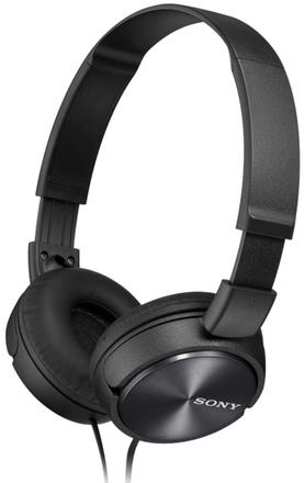 Sony sluchátka MDR-ZX310 bílá