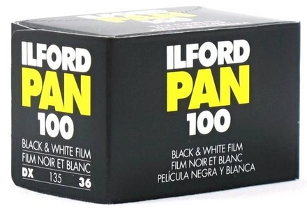 Ilford PAN 100/36