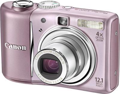 Canon PowerShot A1100 IS růžový