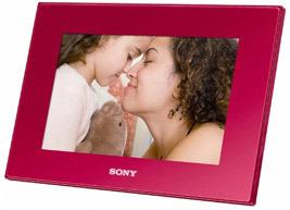Sony fotorámeček DPF-D72R