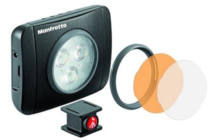 Manfrotto LED světlo Lumie PLAY