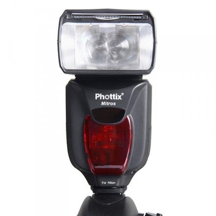 Phottix Mitros+ blesk pro Nikon