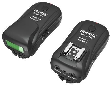 Phottix Strato TTL přijímač set pro Nikon