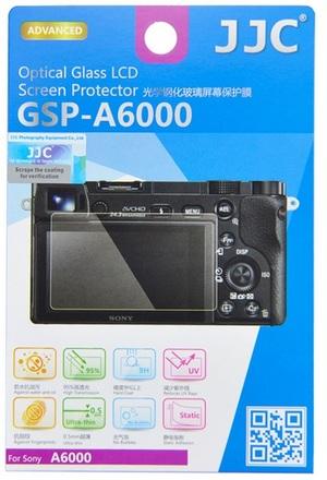 JJC ochranné sklo na displej pro Sony Alpha A5000, A5100, A6000 a A6300