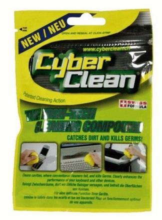 Cyber Clean čistící hmota žlutá