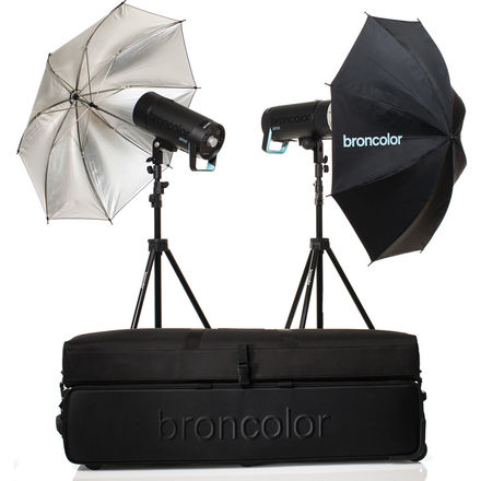 Broncolor Siros 800 Basic Kit 2