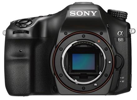Sony Alpha A68 tělo