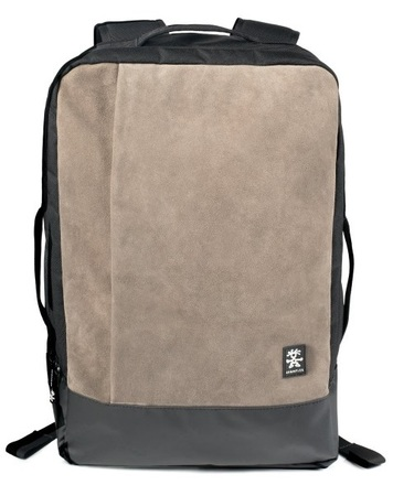 Crumpler Proper Roady Leather Backpack L