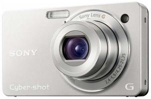 Sony CyberShot DSC-WX1 stříbrný