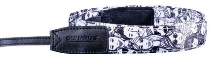Olympus popruh pro PEN Shoulder Strap Ink Contoure