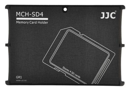JJC pouzdro kreditní karta na SD karty