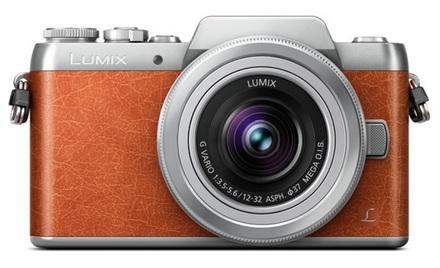 Panasonic Lumix DMC-GF8 tělo