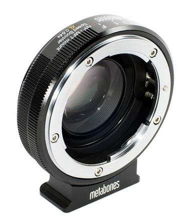 Metabones Speed Booster XL 0.64x z Nikon G na Micro 4/3