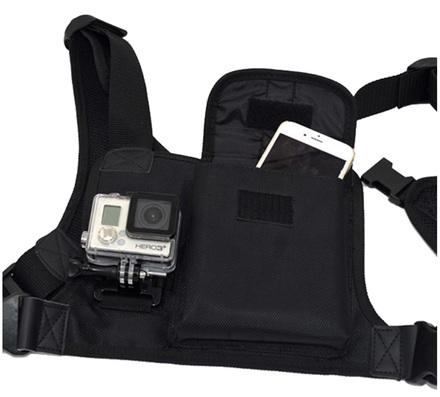 NICEBOY multifunkční postroj pro dvě kamery