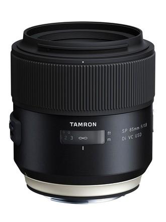 Tamron SP 85mm f/1,8 Di VC USD pro Canon