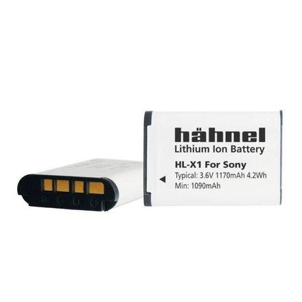 Hahnel HL-X1 akumulátor NP-BX1 pro Sony