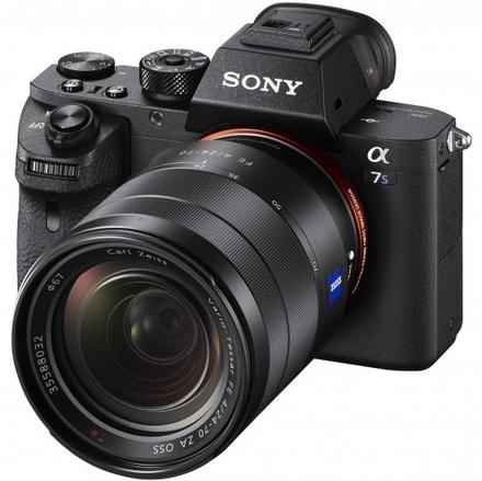 Sony Alpha A7S II +  FE 35 mm f/2,8 ZA Sonnar T!