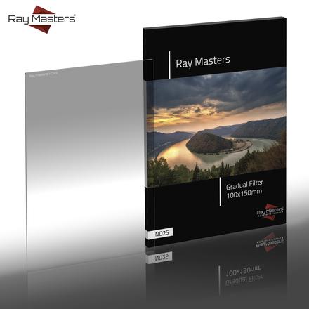 Ray Masters 100x150mm ND 2 filtr jemný