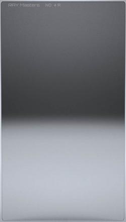 Ray Masters 84x150mm ND 4 filtr 0,6 reverzní
