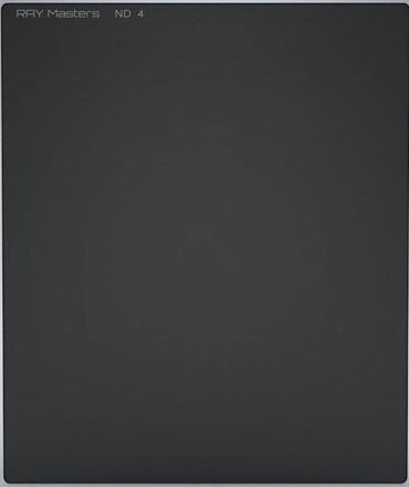 Ray Masters 84x100mm ND 4 filtr 0,6 plný
