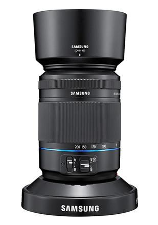 Samsung NX 50-200mm f/4,0-5,6 O.I.S.