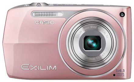 Casio EXILIM Z2000 růžový