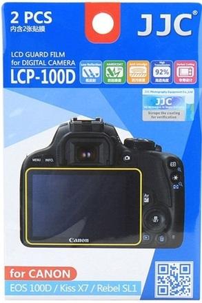 JJC ochranná folie LCD LCP-100D pro Canon EOS 100D