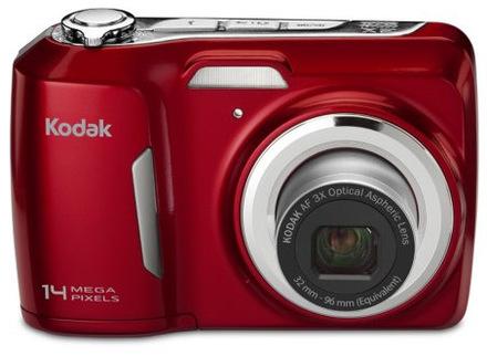 Kodak EasyShare C183 červený