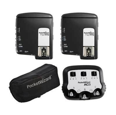 PocketWizard Flex TTL Super 4-pack pro Canon