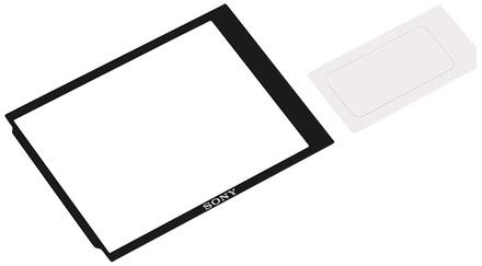 Sony krytka LCD PCK-LM14