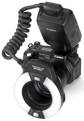 Canon blesk MR-14EX
