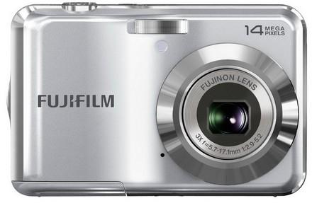 Fuji FinePix AV200 stříbrný