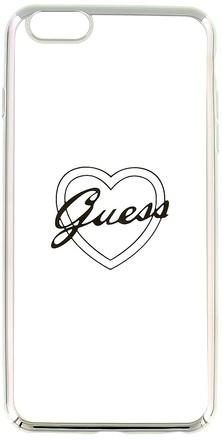 Guess Signature TPU pouzdro pro iPhone 6/6S Plus
