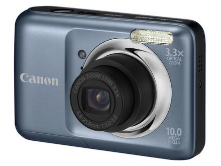 Canon PowerShot A800 šedý