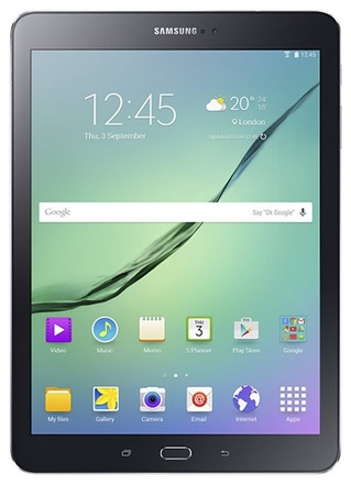 """Samsung Galaxy Tab S 2 9,7"""" SM-T813 32GB černý"""