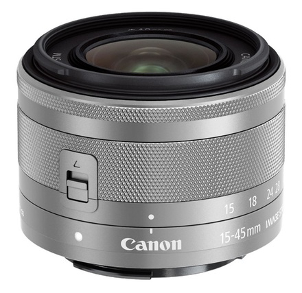 Canon EF-M 15-45mm f/3,5-6,3 IS STM