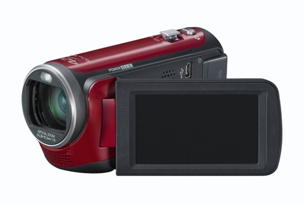 Panasonic HDC-SD80 červená